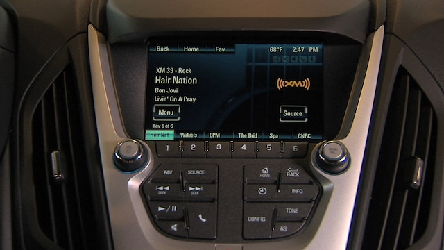 SiriusXM: Información básica 1