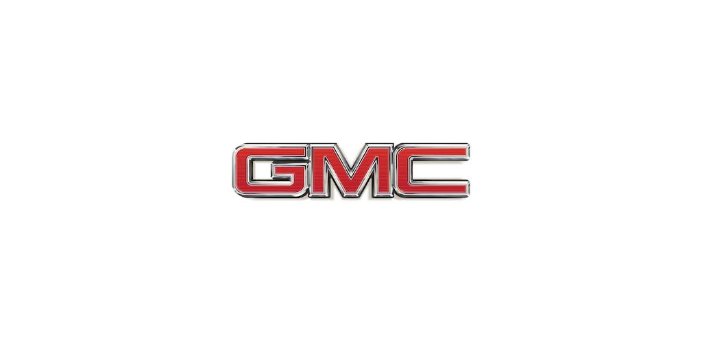 Logo de GMC