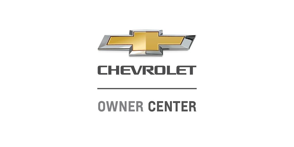 Logotipo del centro del propietario Chevrolet