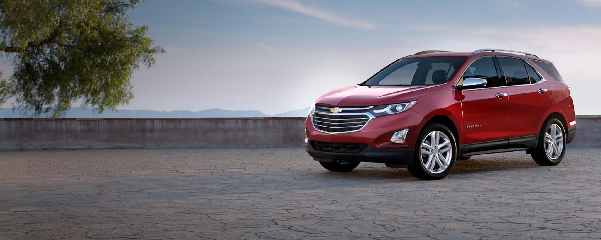 Ofertas actuales de Chevy: 15% por debajo del MSRP en la mayoría de los modelos Equinox 2018