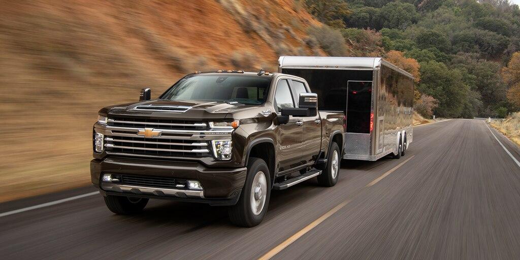 Página de inicio de Chevrolet: Tecnologías de la cámara