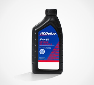 Aceite convencional ACDelco del servicio certificado de Chevy