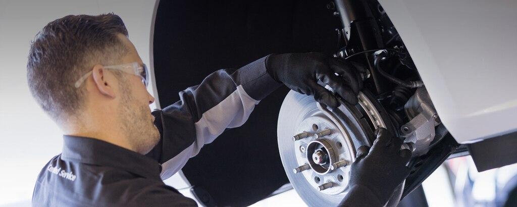 Ver ofertas actuales de frenos del servicio certificado de Chevrolet