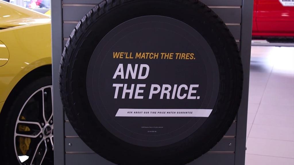 Video del buscador de neumáticos