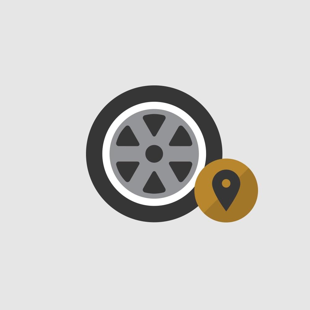 Ícono de buscador de neumáticos