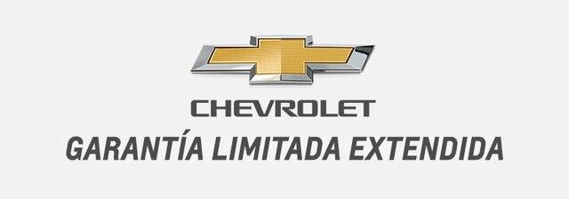 Protección de la garantía limitada extendida de Chevrolet