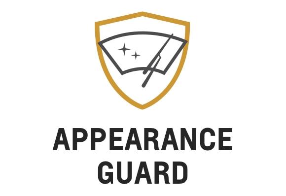 Ícono de Appearance Guard con protección de Chevrolet
