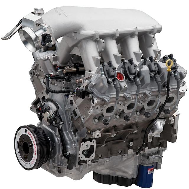 Motor armado 302 basado en LT de COPO Camaro de Chevrolet Performance
