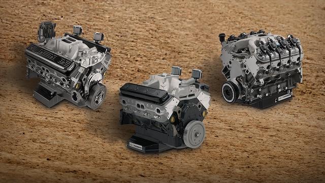 Recibe hasta $250 de reembolso por correo en la compra de un motor armado para pistas circulares Chevrolet Performance elegible. Finaliza el 31 de marzo de 2019.