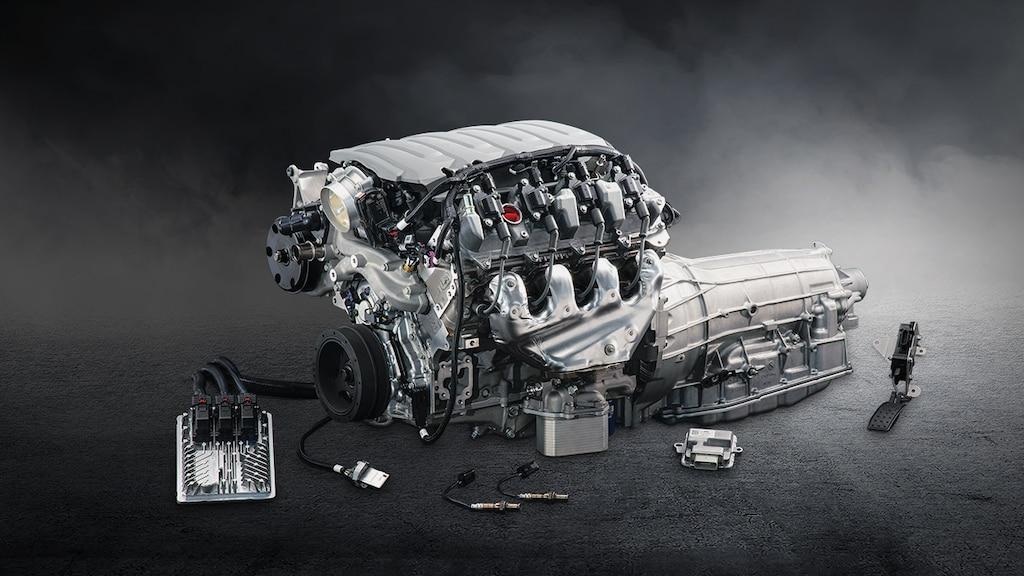 Obtén un reembolso por correo de $500 o $750 en los sistemas Connect and Cruise totalmente nuevos de Chevrolet Performance.