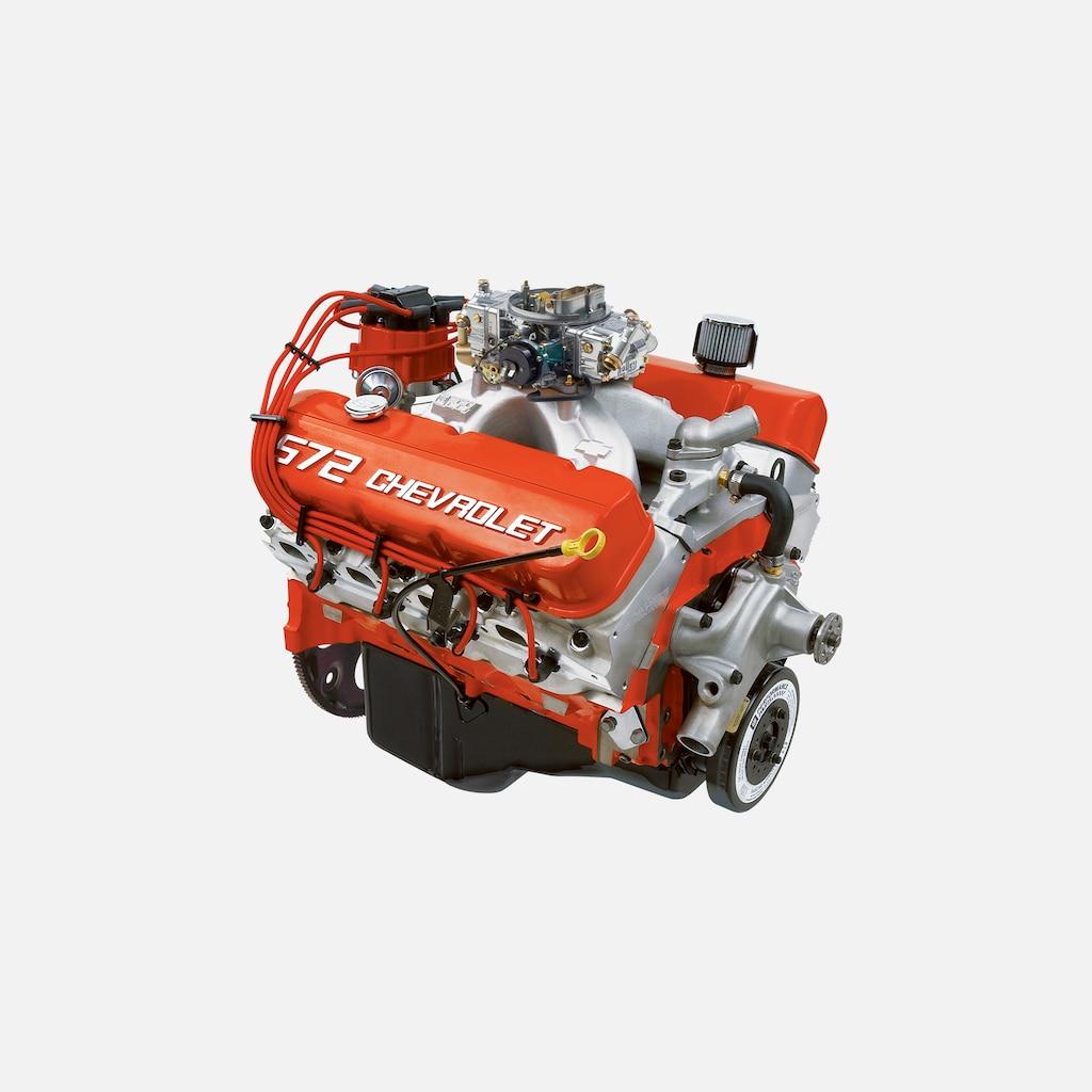 Motores armados de Chevrolet Performance