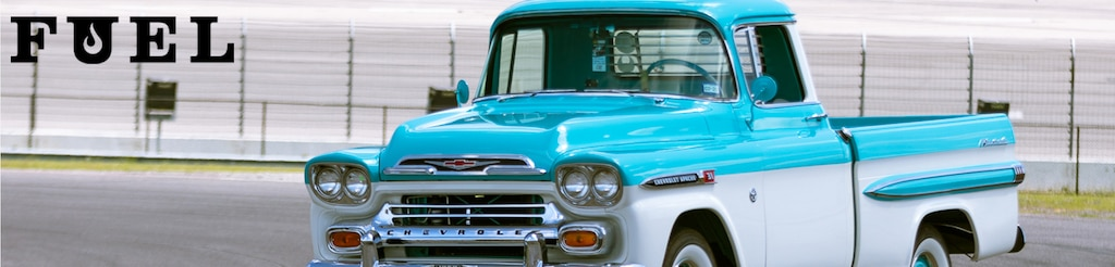 Chevrolet Performance presents Richard Espinosa's '59 Chevy Apache Truck with LS3 Crate Engine