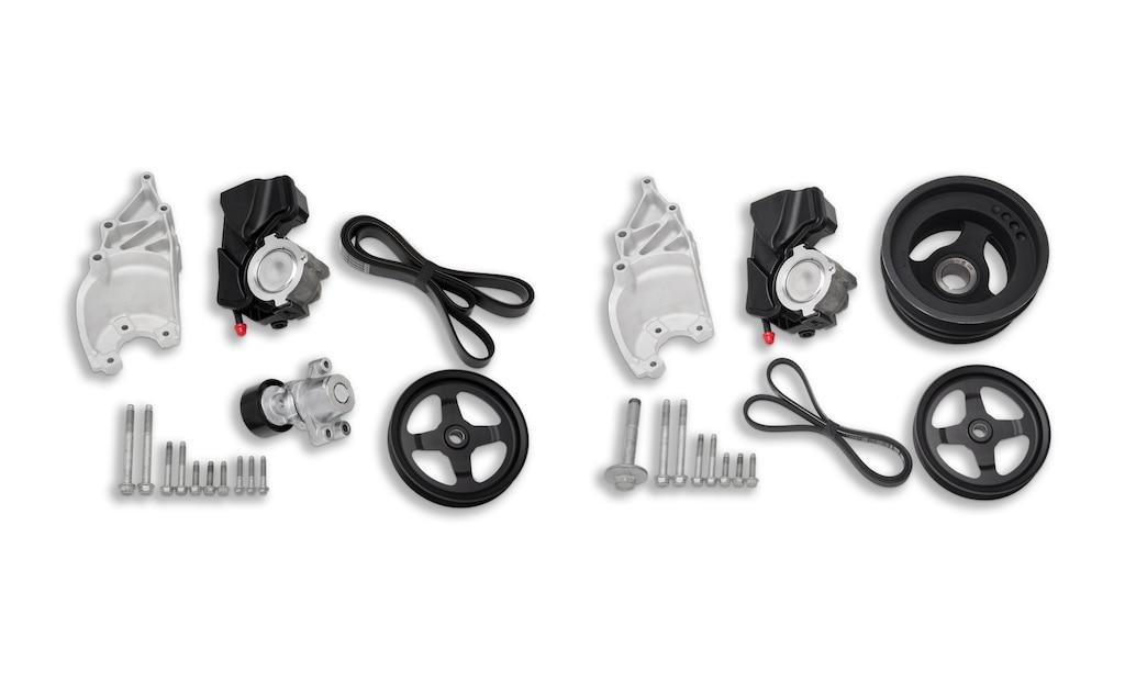 Chevrolet Performance ahora ofrece un kit de dirección hidráulica para motor armado LT1 19417241 y LT4 19417242.