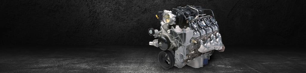 Motor armado L96 de 6.0 L