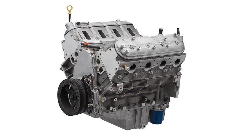 Motor armado LS3 de bloque largoChevrolet Performance