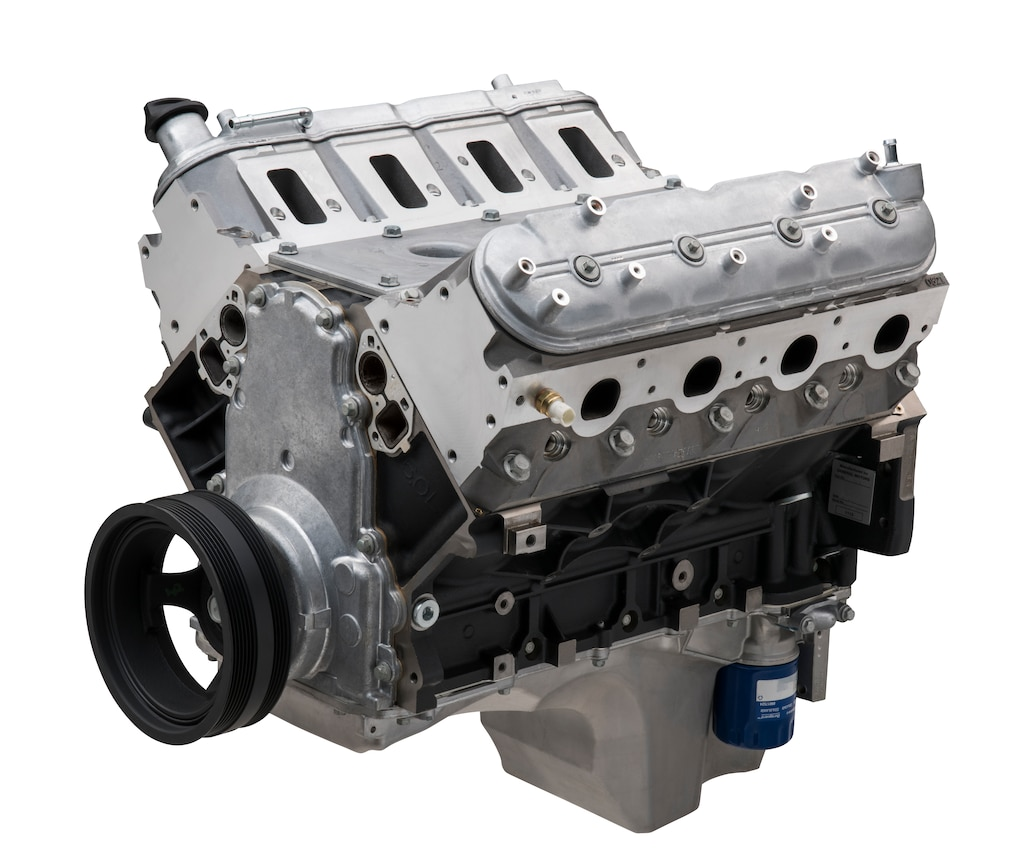 Motor de bloque largo del Chevy Performance LS364/450