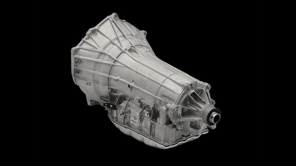 Transmisión automática de 8 velocidades del 8L90-E de Chevrolet Performance