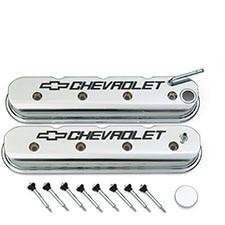 Tapas de válvulas y componentes para el Chevy Performance LS y LT