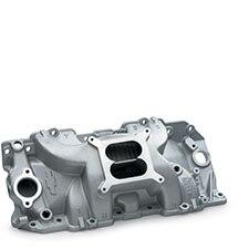 Colectores de admisión y componentes para el Chevy Performance de bloque pequeño