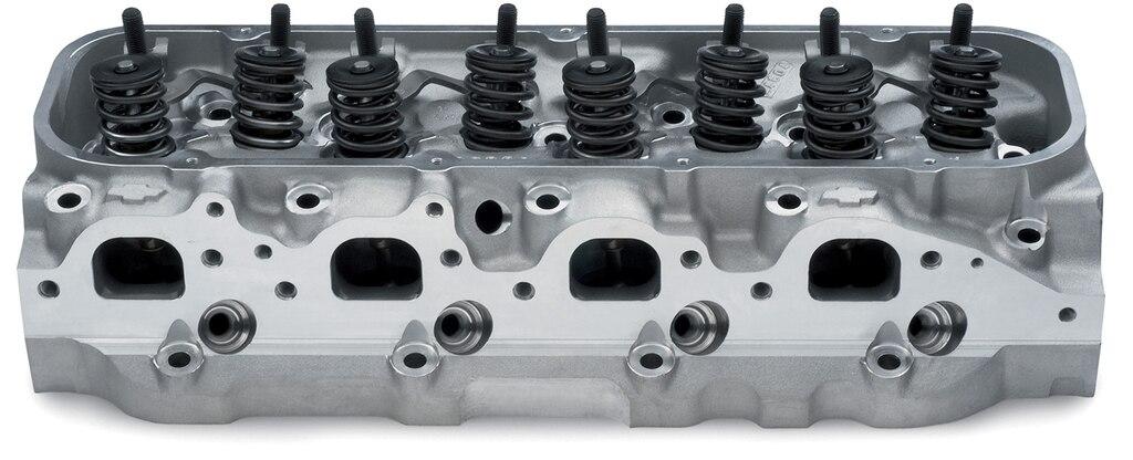 Ensamble de culata de aluminio de Chevy Performance