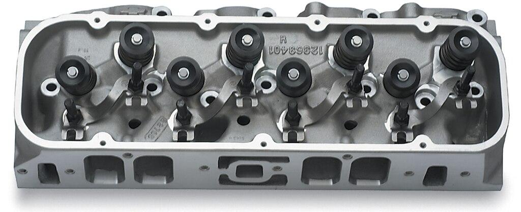 Culata de aluminio 572/620 de Chevy Performance