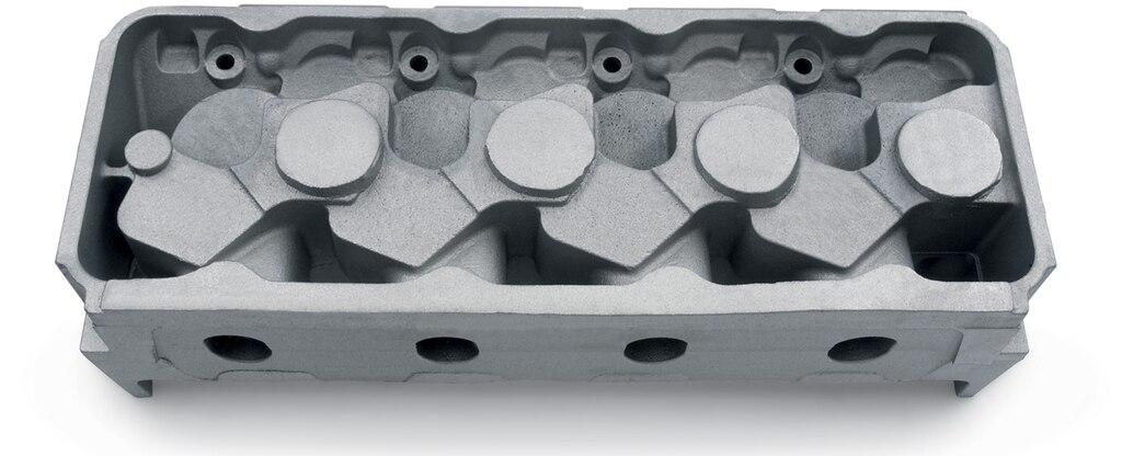 Culata de aluminio DRCE 3 de Chevy Performance