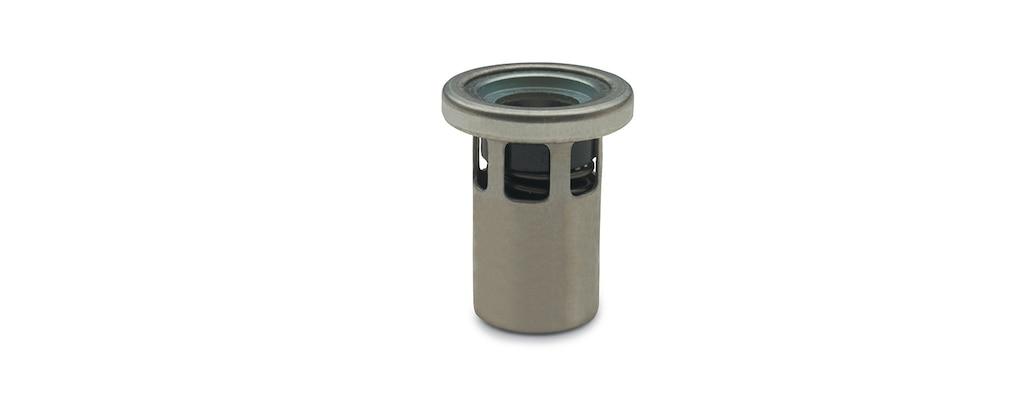 Válvula de derivación de aceite refrigerante de bloque grande Chevrolet Performance, núm. de parte 25013759