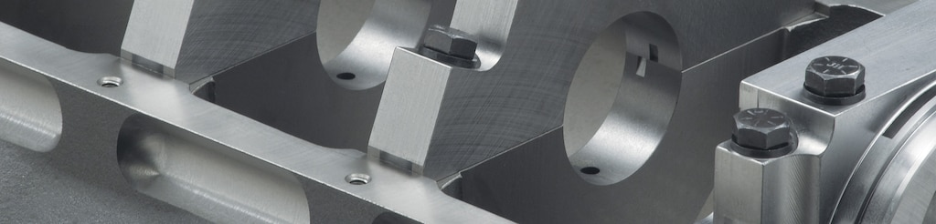 Bloques grandes y componentes de Chevrolet Performance
