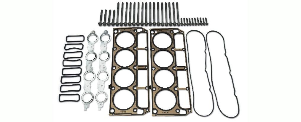 No. de parte 12499217 de kit de instalación de culata LS1 (F-Car) Chevrolet Performance