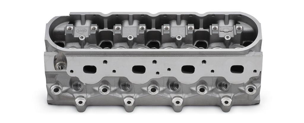 Culata vacía mecanizada con CNC LSX-SC Chevrolet Performance