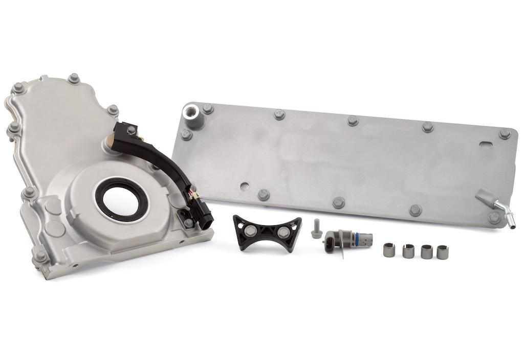 Componentes de bloques de cilindros de Chevrolet Performance