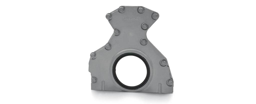 Cubierta trasera del bloque de motor de cilindros LSX Bowtie para producción serie LS/LT/LSX de Chevrolet Performance