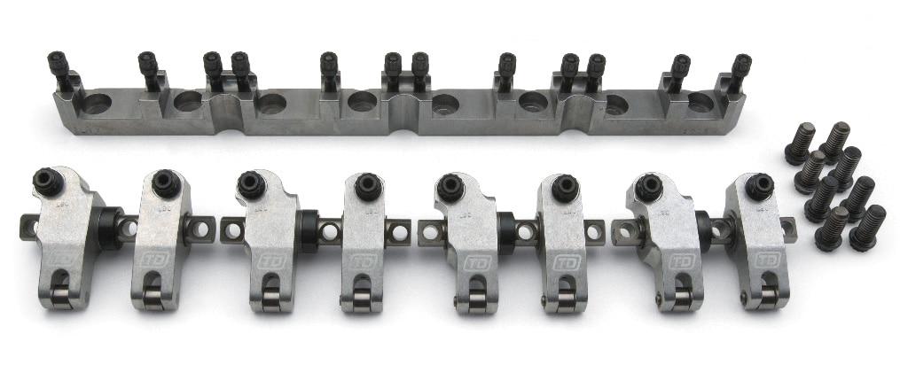 No. de parte 19201808 de kit de balancines LSX454R de bloque de la serie LSX Chevrolet Performance