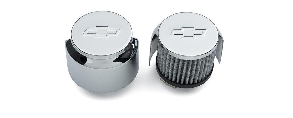 Respirador para pista circular Chevrolet Performance, N.° de parte 25534355