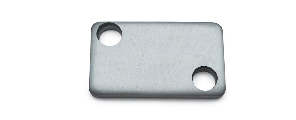 Cubierta para orificio de obturador de bloque pequeño Chevrolet Performance, número de partes 14094792