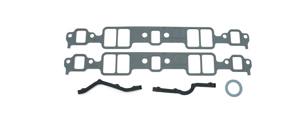 Kit de juntas de colector de admisión de bloque pequeño Chevrolet Performance para 1971-1986 y ZZ350, número de parte 10147994