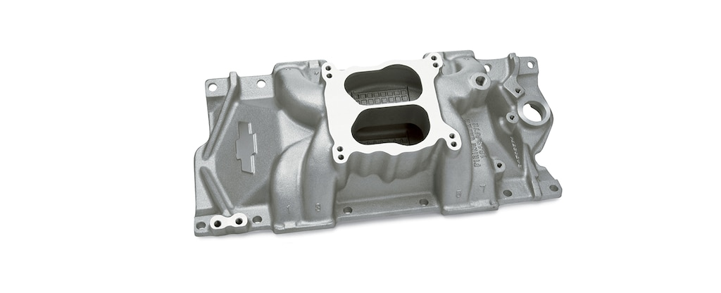 Colector de admisión Chevrolet Performance de bloque pequeño LT1, número de parte 24502592