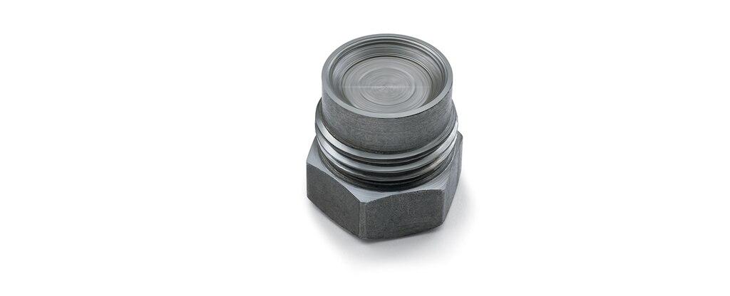 Enchufe de bloque pequeño Chevrolet Performance para orificio de tubo EG, número de parte 12556596