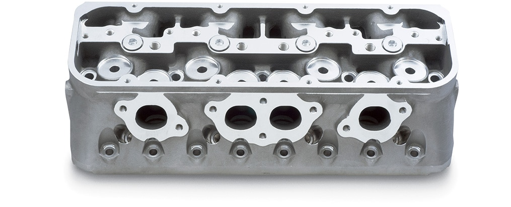 Ensamble de culata de aluminio SB2.2 semiacabada