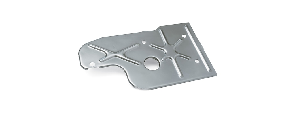 Adaptador de filtro de aceite para bloque pequeño Chevrolet Performance