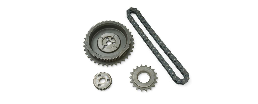 Kit de cade de distribución para trabajos extremos, bloque pequeño, Chevrolet Performance para motores LT1 y LT4, número de parte 12370835.