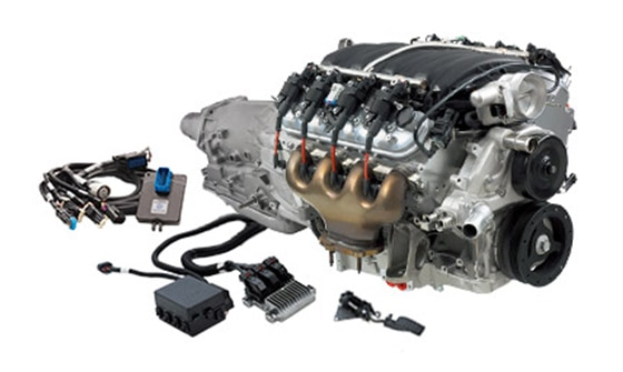 Connect and Cruise para el Chevrolet Performance LS7