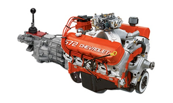 Sistema Connect and Cruise para el Chevrolet Performance ZZ572-620 Deluxe