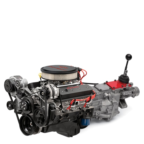 Motor armado SP383 EFI Turn Key Connect and Cruise de Chevrolet Performance