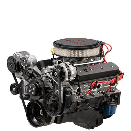 Motor armado SP383 EFI Turn Key de Chevrolet Performance