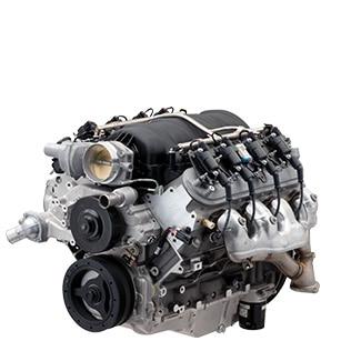 Motor armado LS427-570 LS Chevrolet Performance