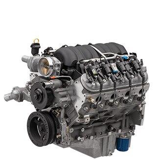 Motor armado LS3: PartesChevyPerformance