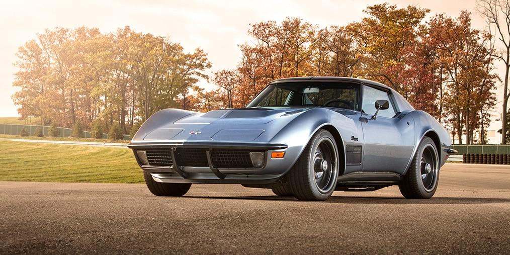 Corvette LT1 1971 de Jimmie Johnson