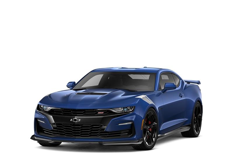 Mejoras para vehículos Camaro de Chevrolet Performance
