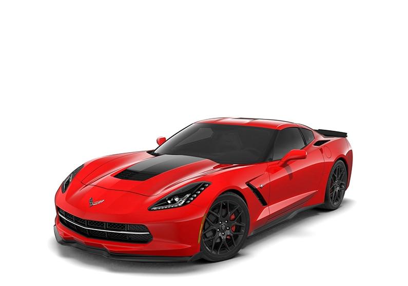 Mejoras para vehículos Corvette de Chevrolet Performance